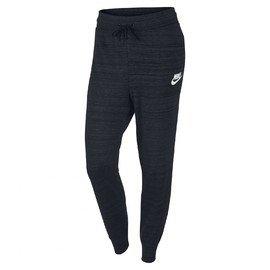 Černé dámské tepláky Nike - velikost XL