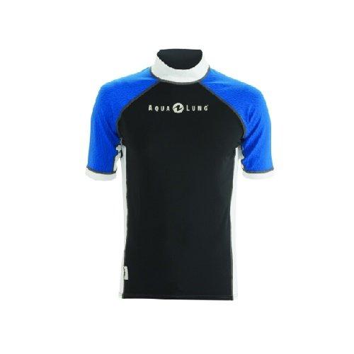Pánské lycrové triko Athletic Men Short, Aqualung