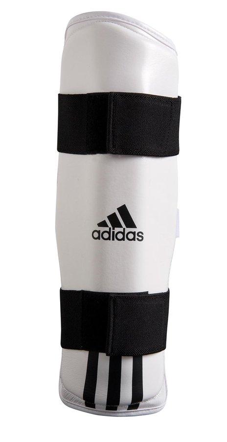 Bílé chrániče na holeně Adidas