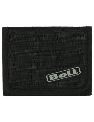 Peněženka - Boll Tri-Fold Wallet Black/lime