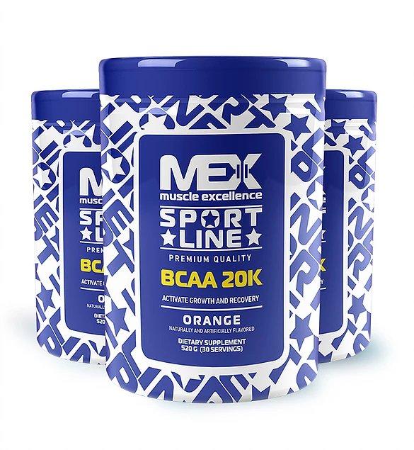 BCAA Mex - 500 g