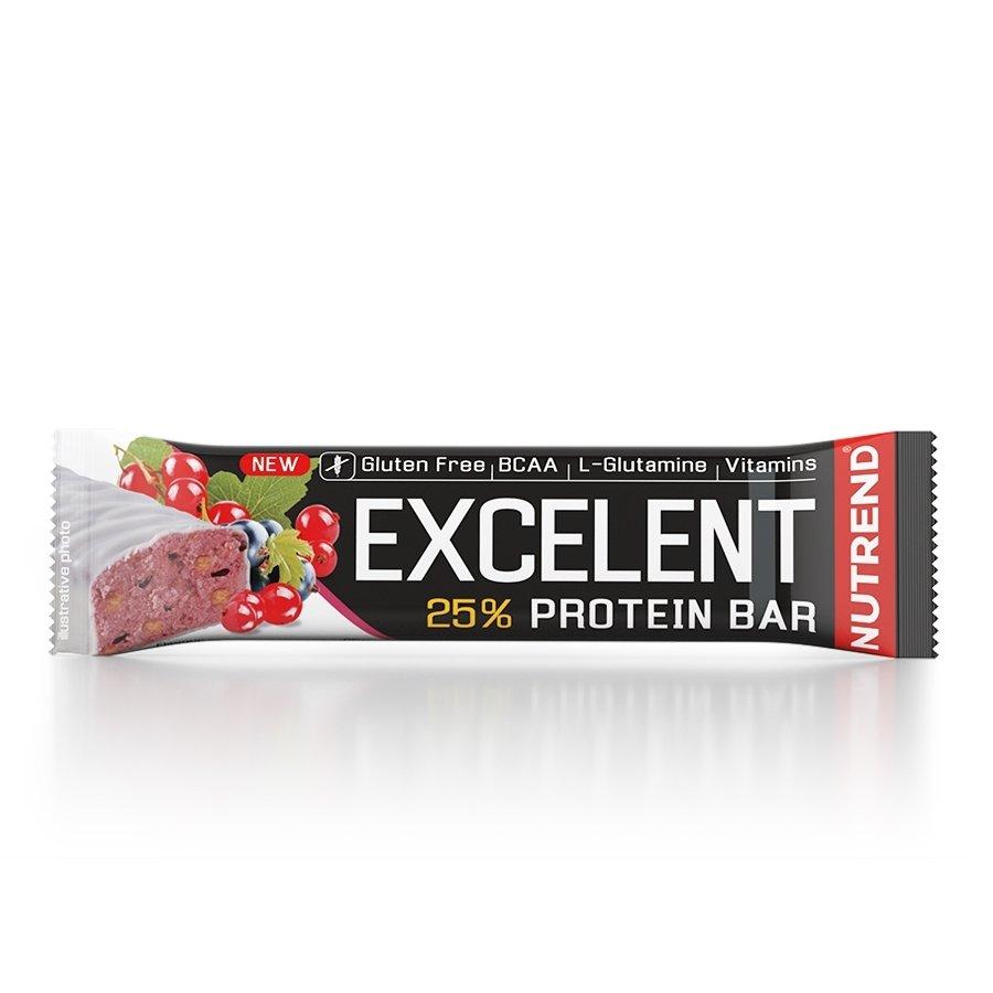 Proteinová tyčinka Excellent, Nutrend - 85 g