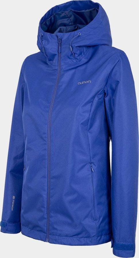 Modrá dámská turistická bunda Outhorn - velikost XS