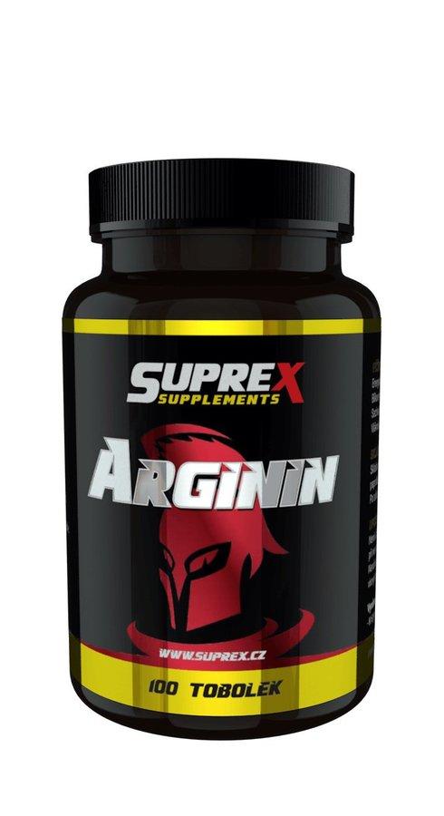 L-Arginin SUPREX - 100 ks