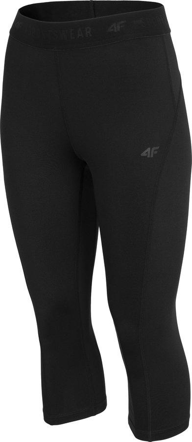 Černé dámské funkční kalhoty 4F
