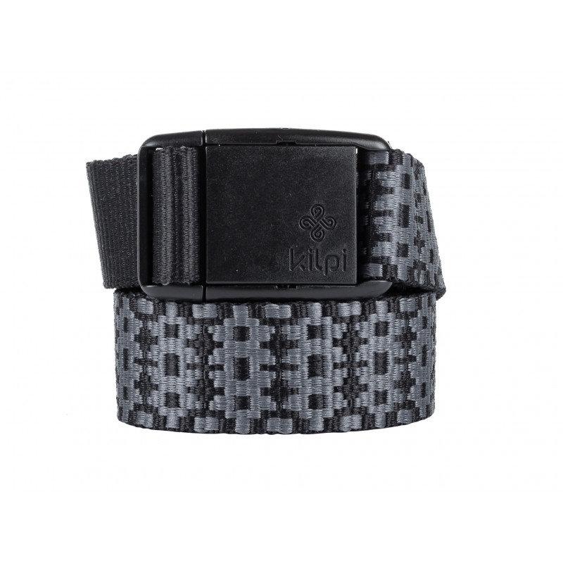 Opasek - Unisex sportovní pásek Nuro-u černá - Kilpi L size: L