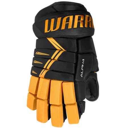Hokejové rukavice - senior Warrior