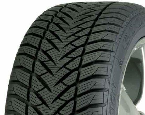 Zimní pneumatika Goodyear - velikost 245/50 R17