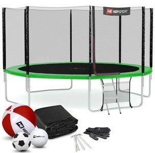 Trampolína Hop-Sport - průměr 427 cm