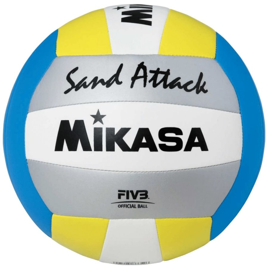 Různobarevný volejbalový míč VXS-SA, Mikasa - velikost 5
