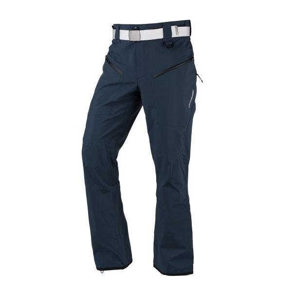 Modré pánské lyžařské kalhoty NorthFinder