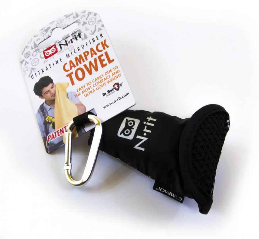 Ručník - Ručník N-Rit Campack Towel M (40x40) Barva: bílá