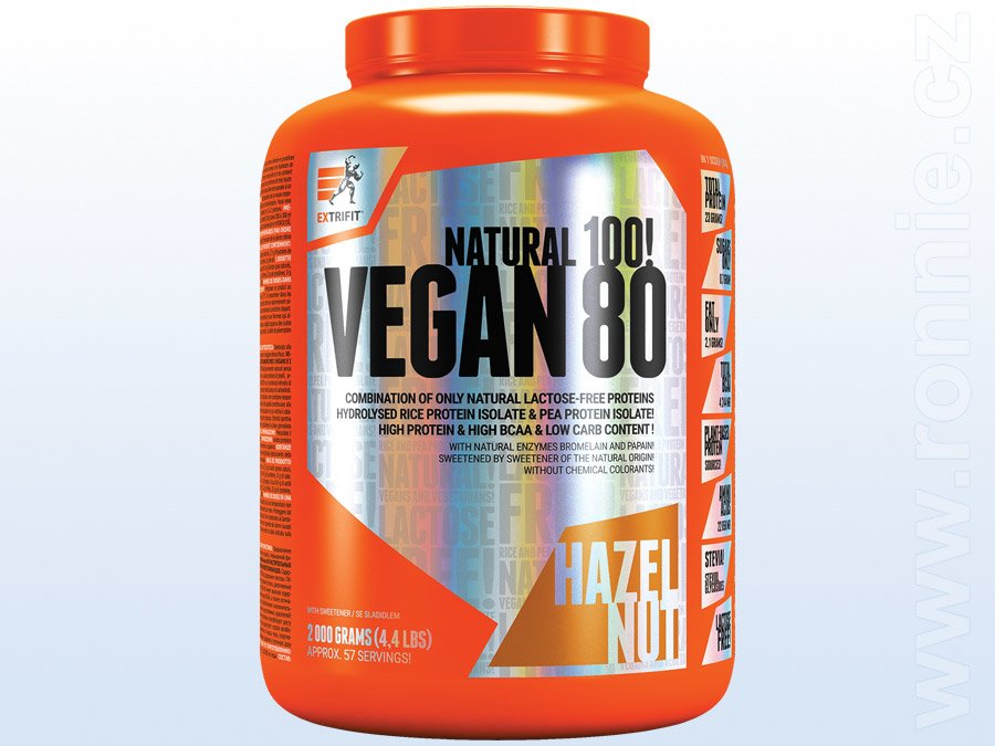 Veganský protein Extrifit