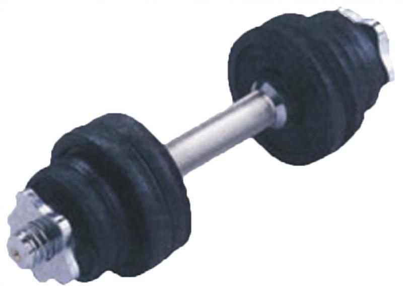 Nakládací činka Spartan - 10,5 kg