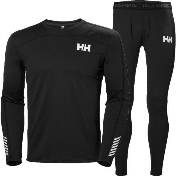 Černý pánský funkční komplet Helly Hansen
