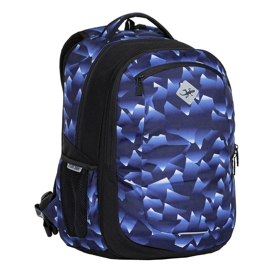 Batoh - Emipo Explore Viki 2v1 Crystal blue