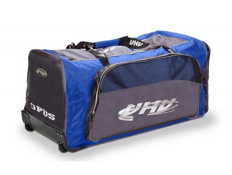 Modrá taška na hokejovou výstroj - junior Opus