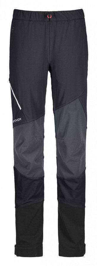 Černé dámské kalhoty na běžky Ortovox - velikost S
