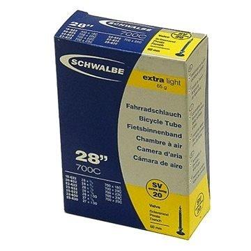 "Duše na kolo - Schwalbe 27,5""-28"" SV20 80mm ventilek (4026495450546)"