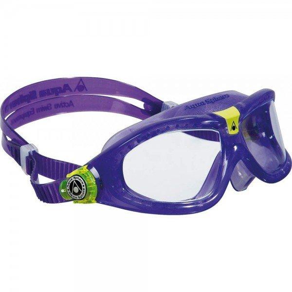 Fialové dětské chlapecké nebo dívčí plavecké brýle Seal Kid 2, Aqua Sphere