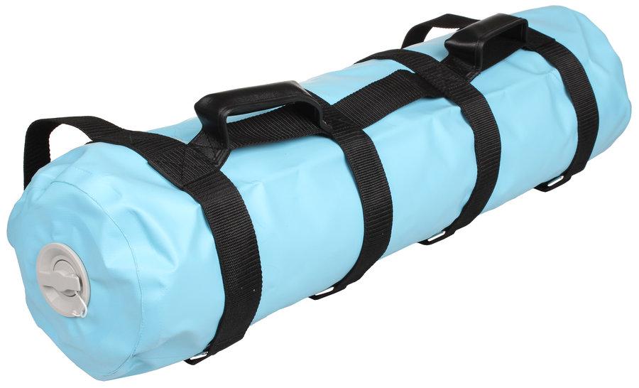 Modrý posilovací vak Aquabag, Merco - 35 kg
