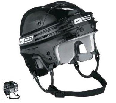 Hokejová helma - Helma Bauer 3500 Senior Barva: BK - Černá, Velikost: S