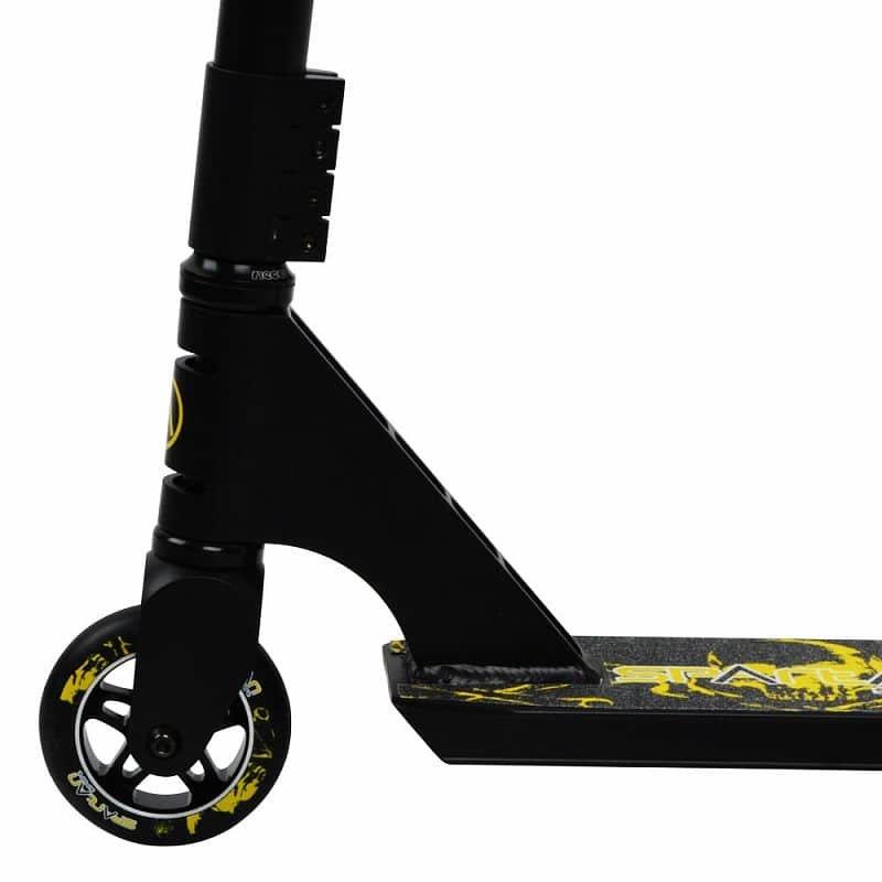 Černá koloběžka Viper, Spartan - nosnost 100 kg