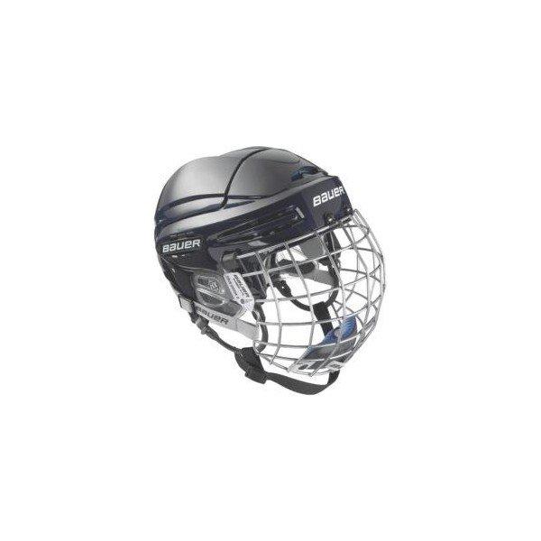 Černá hokejová helma Bauer - velikost S