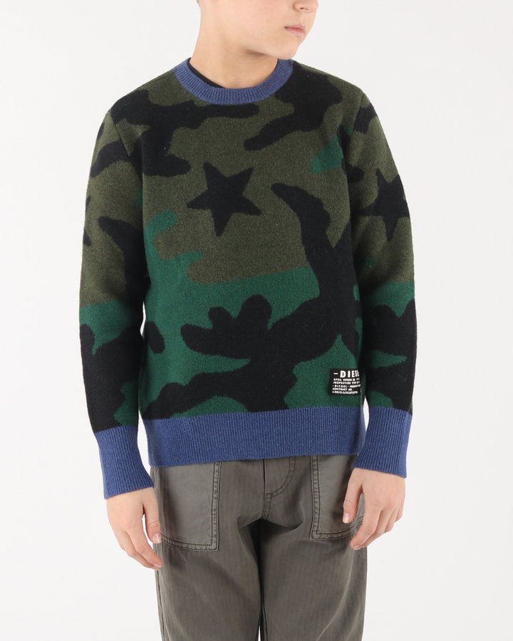 Dětský chlapecký svetr