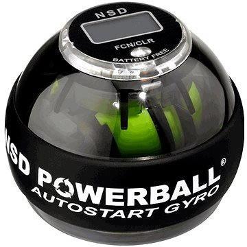 Černý powerball s počítadlem