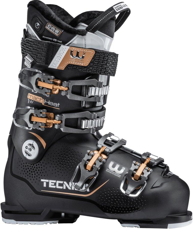 Dámské lyžařské boty Tecnica - velikost vnitřní stélky 26,5 cm