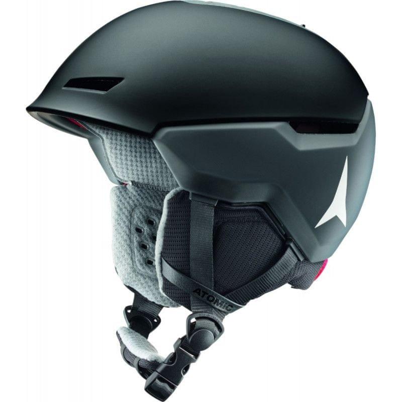 Černá pánská lyžařská helma Atomic - velikost XS-S