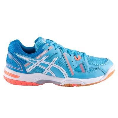 Modré dámské boty na volejbal Asics - velikost 41,5 EU