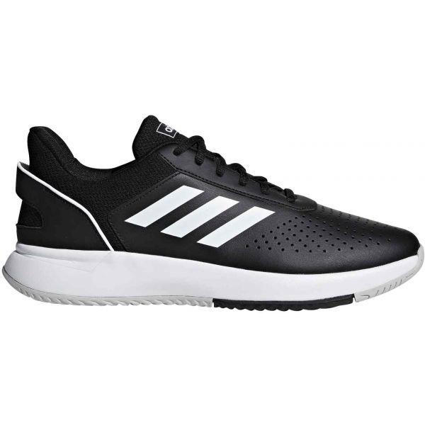Černá pánská tenisová obuv Adidas