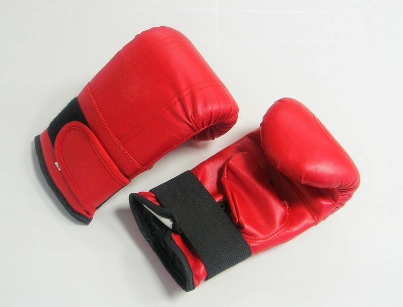Boxerské rukavice - Boxovací rukavice pytlovky M (12oz)