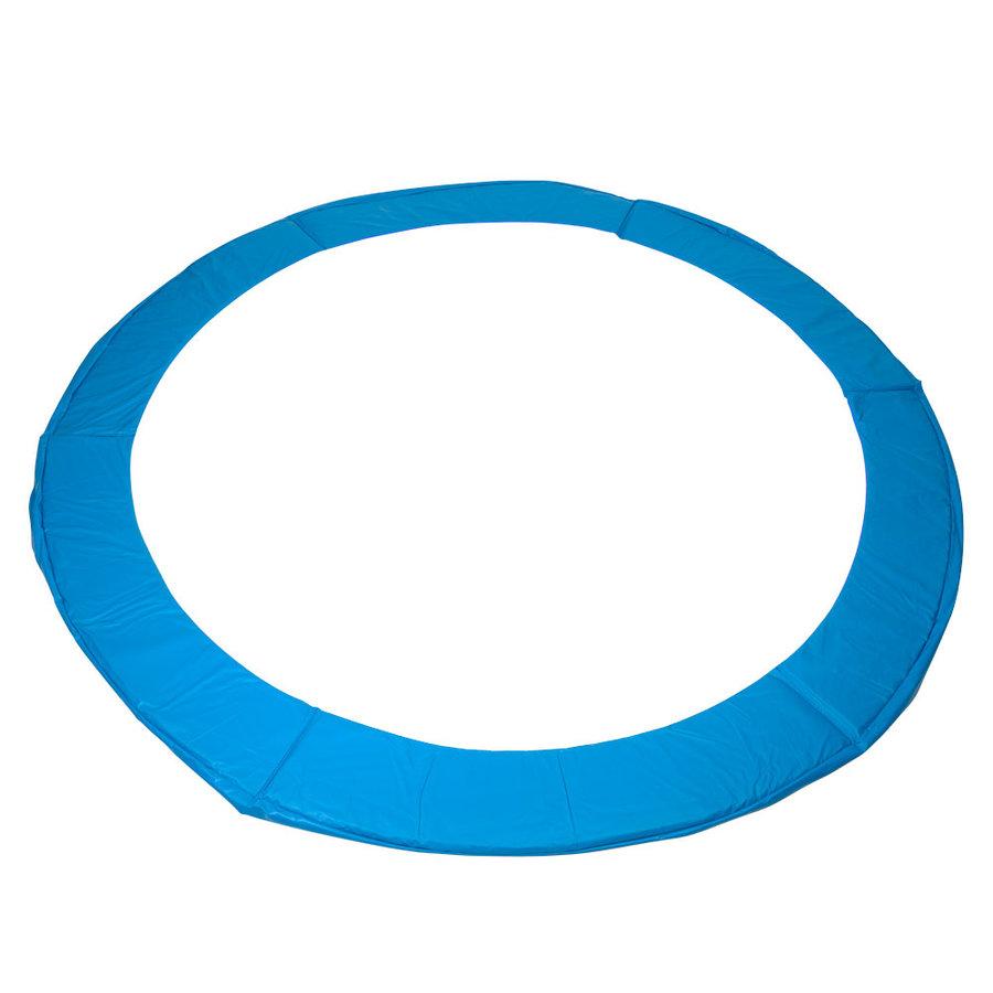 Modrý kryt pružin na trampolínu inSPORTline - šířka 29 cm