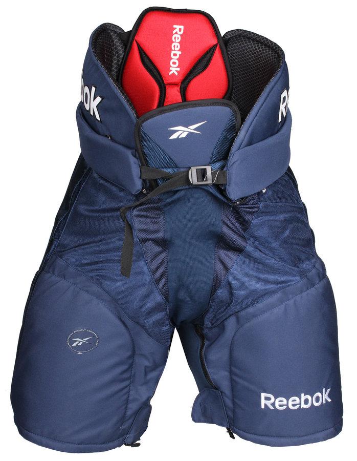 Modré unisex hokejové kalhoty 18K SR, Reebok - velikost XL