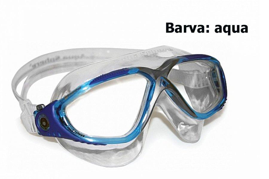 Modré pánské plavecké brýle TORA, Aqua Sphere