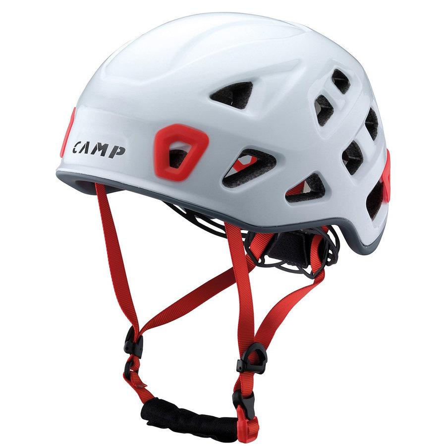 Horolezecká helma - Lezecká přilba Camp Storm Velikost helmy: 54-62 / Barva: bílá