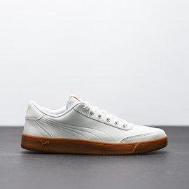 Bílé pánské tenisky Court Breaker, Puma - velikost 45 EU