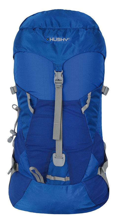 Modrý batoh Husky - objem 33 l