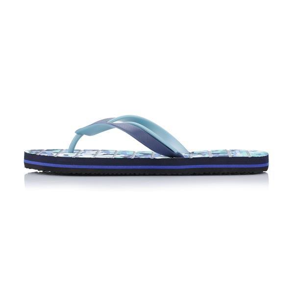 Žabky - ALPINE PRO ITALY MODRÁ / TYRKYSOVĚ MODRÁ Pánská letní obuv 44