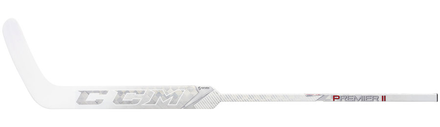 Levá brankářská hokejka - senior PREMIER II Composite, CCM - délka 69 cm