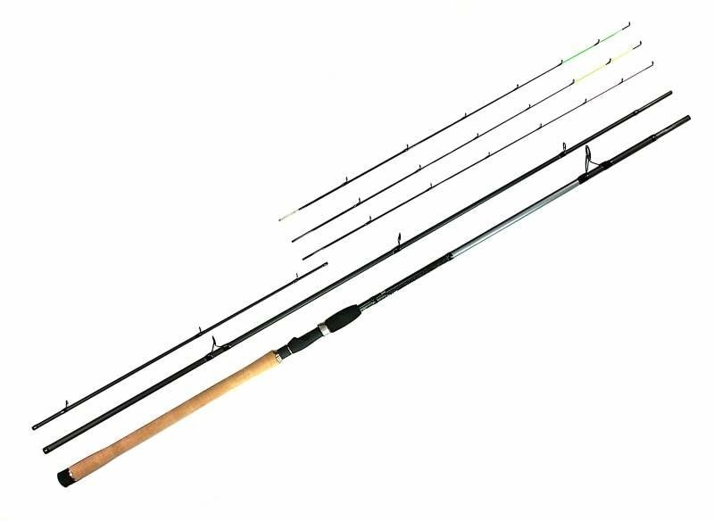 Feederový prut - Zfish Prut Logan Medium Feeder 3,60m 80g