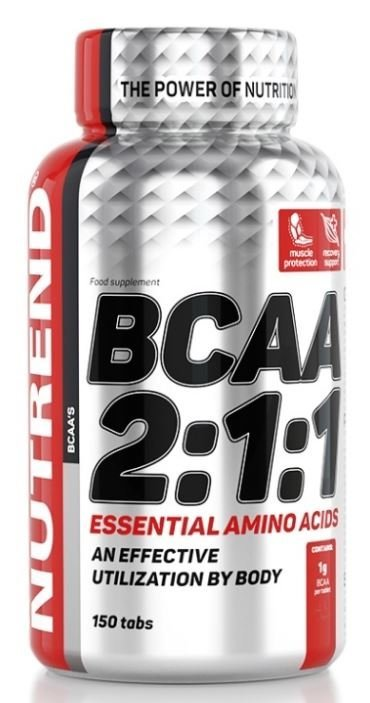 BCAA Nutrend - 150 ks