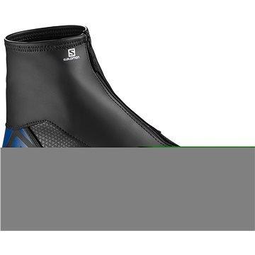 Černé pánské boty na běžky Salomon - velikost 48 EU