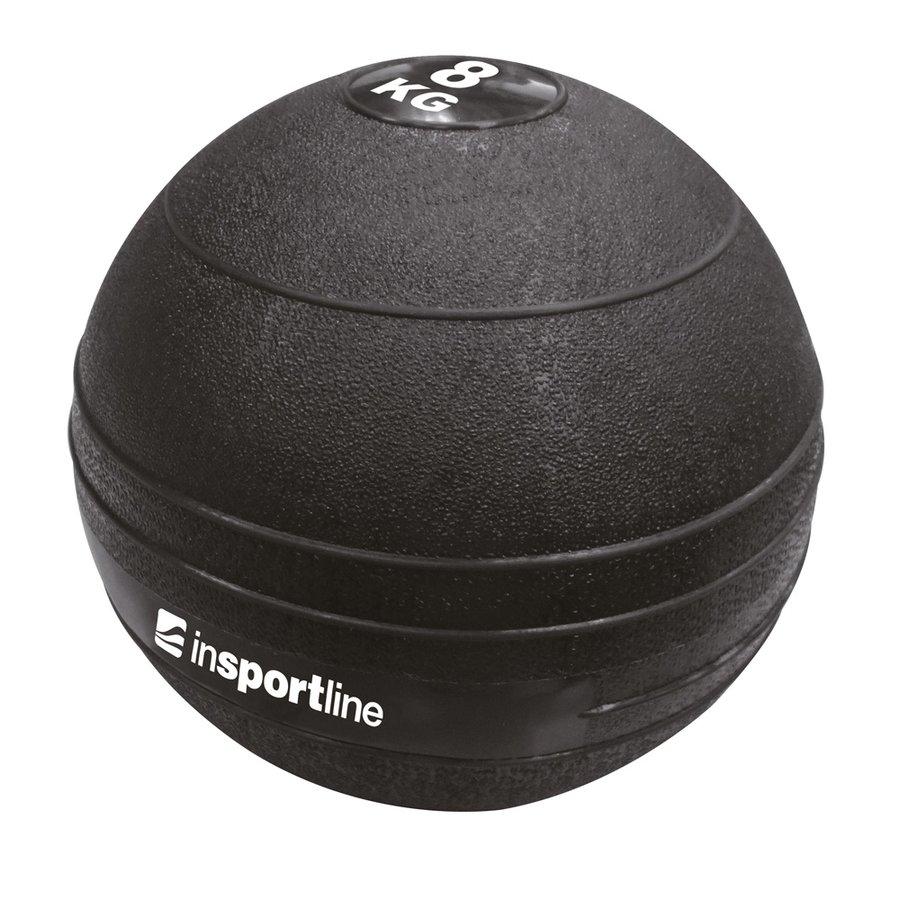 Medicinbal bez úchopů inSPORTline - 8 kg