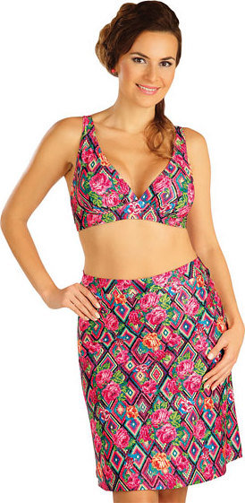 Růžová dámská sukně Litex - velikost 36