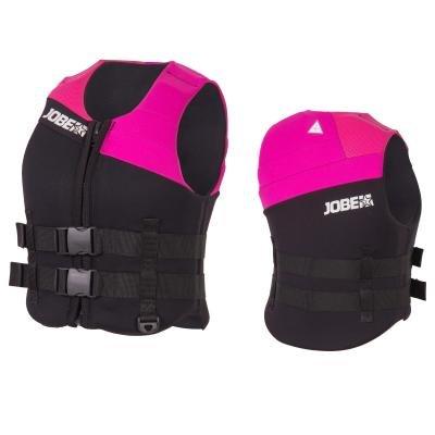 Černo-růžová dámská vesta na wakeboard Jobe