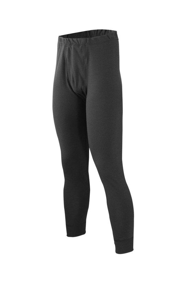 Černé pánské termo kalhoty Lasting